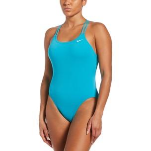 Nike Spiderback One Piece Womens Swimsuit