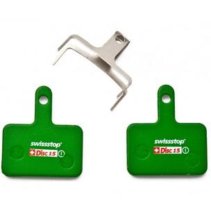 SwissStop 15 Organic Disc Brake Pads