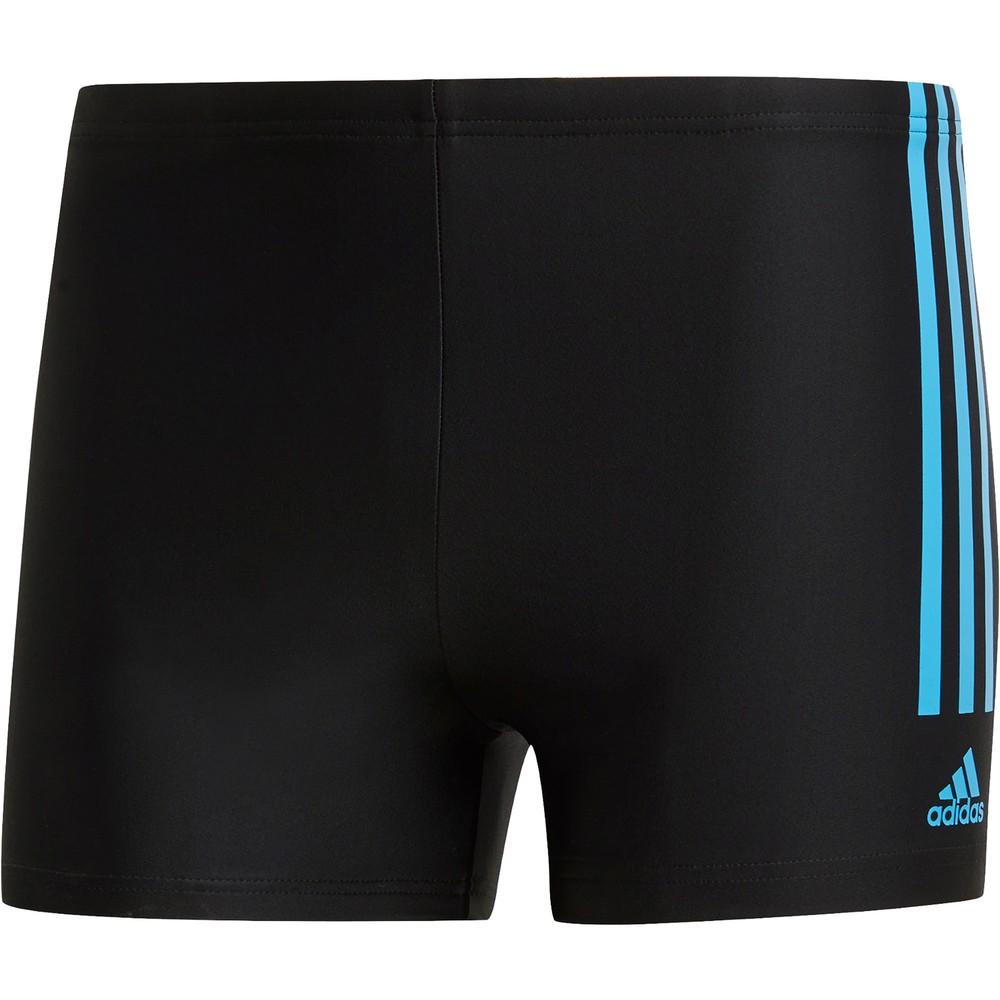 Adidas Fitness Semi Three Stripe Swim Boxer