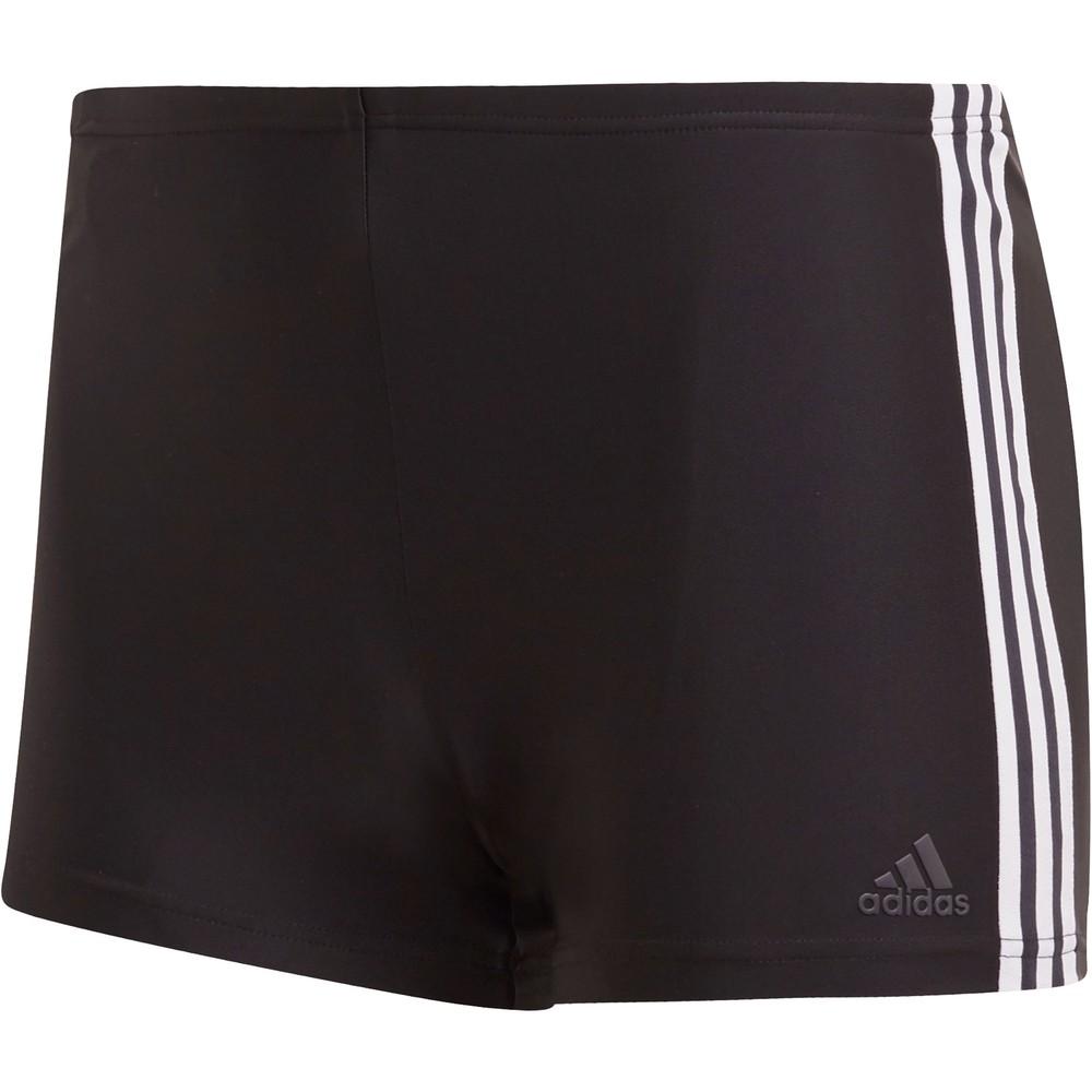 Adidas Fitness Three Stripe Swim Boxer