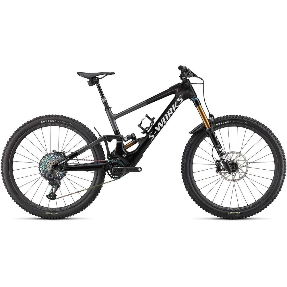 Specialized S-Works Turbo Kenevo SL Electric Mountain Bike 2022