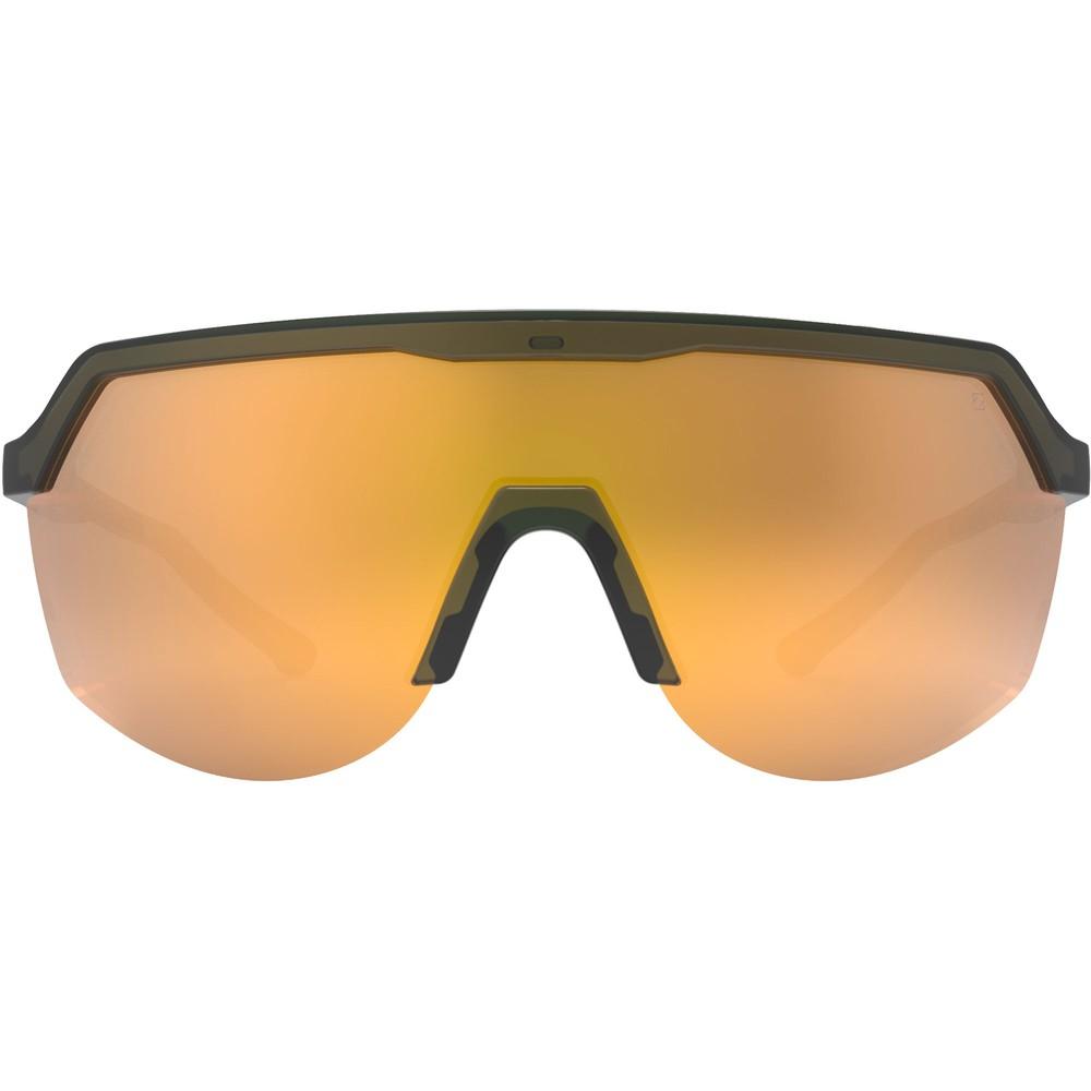 Spektrum Blank Sunglasses With Gold Lens