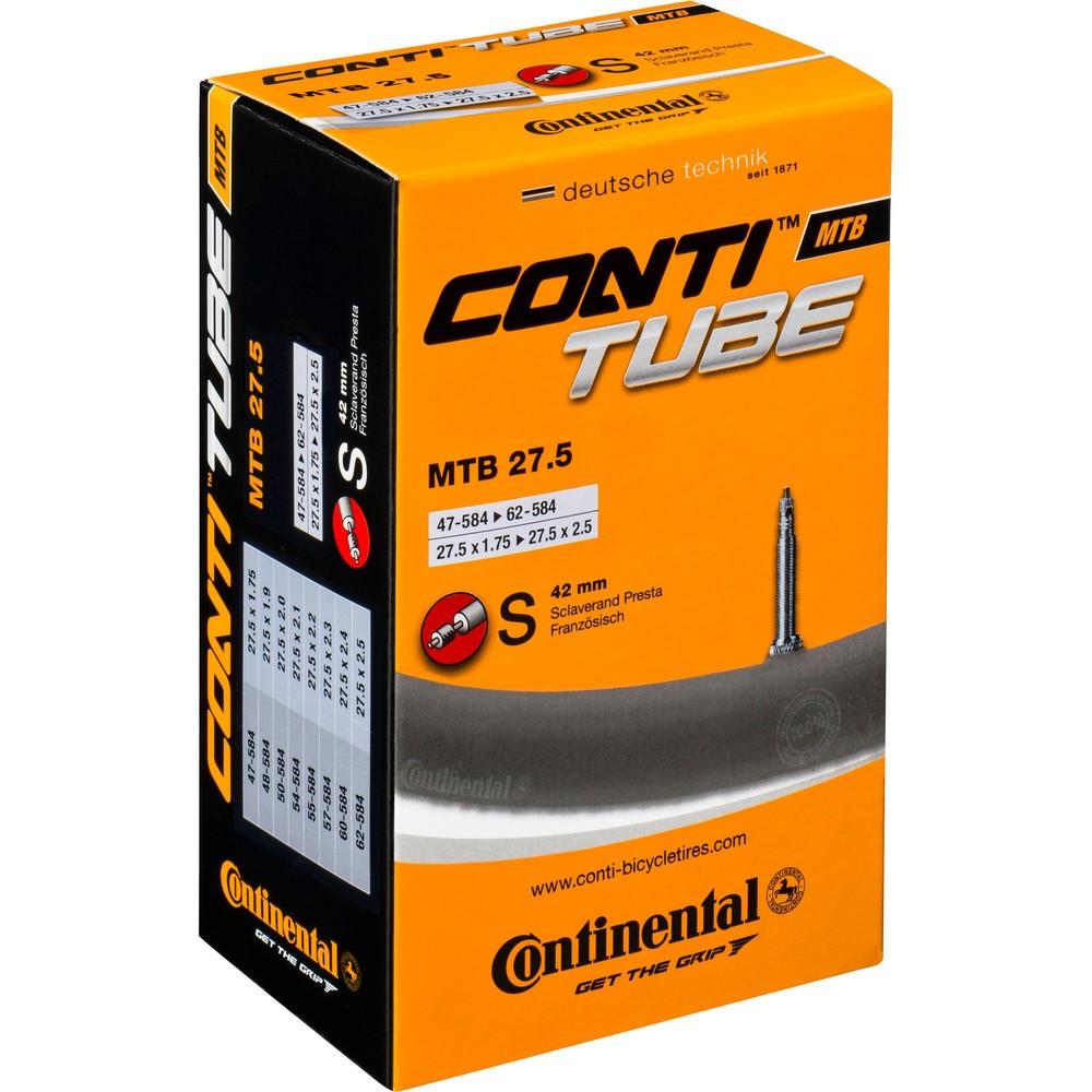 Continental MTB 27.5 X 1.75-2.5 Presta Inner Tube