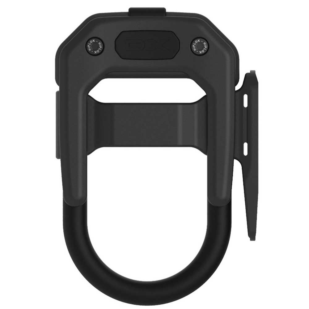 Hiplok  Hiplok Sold Secure Gold DX D-Lock With Frame Clip
