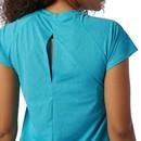 New Balance Q Speed Fuel Jacquard Womens Short Sleeve Running Shirt