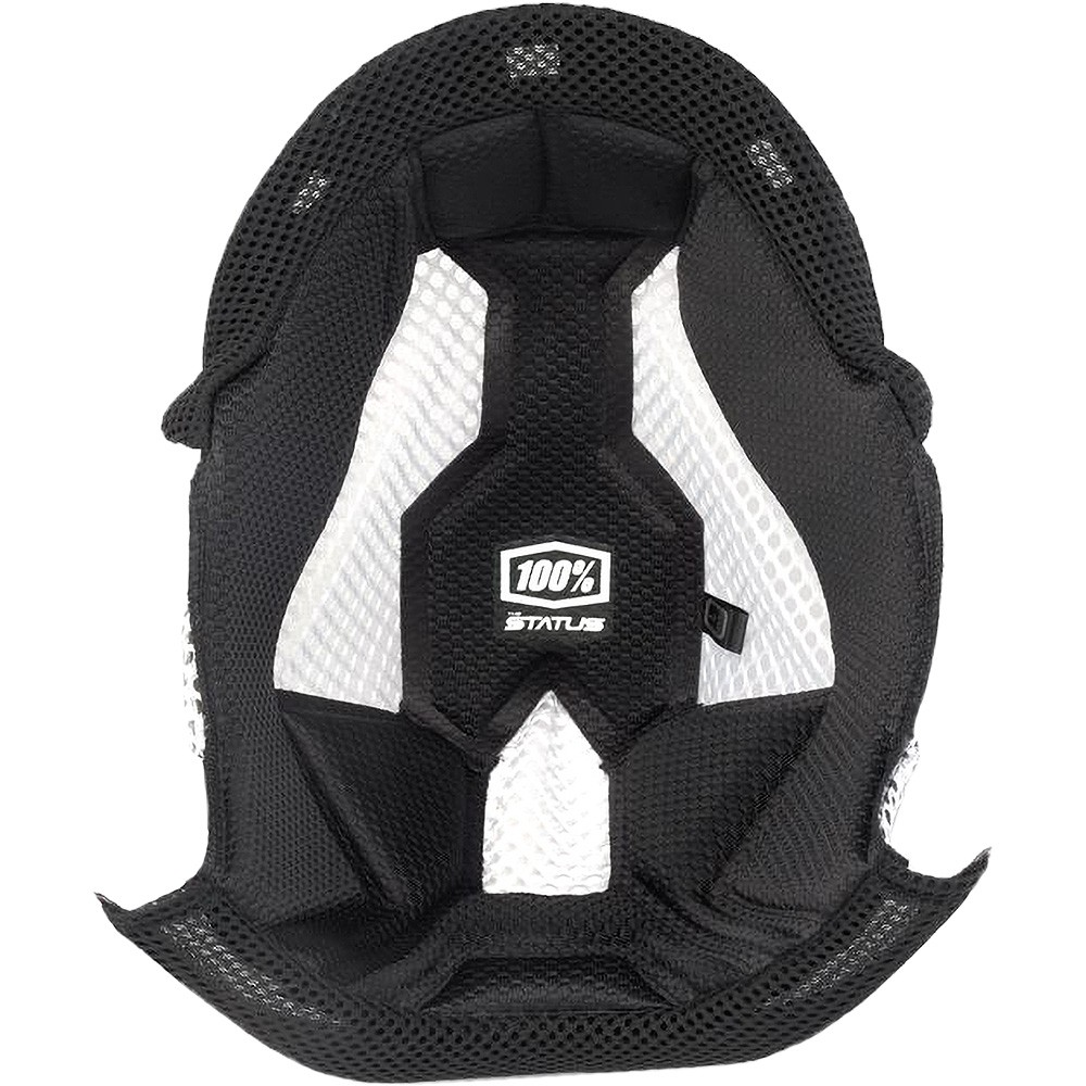 100% STATUS Youth MTB Helmet Comfort Liner