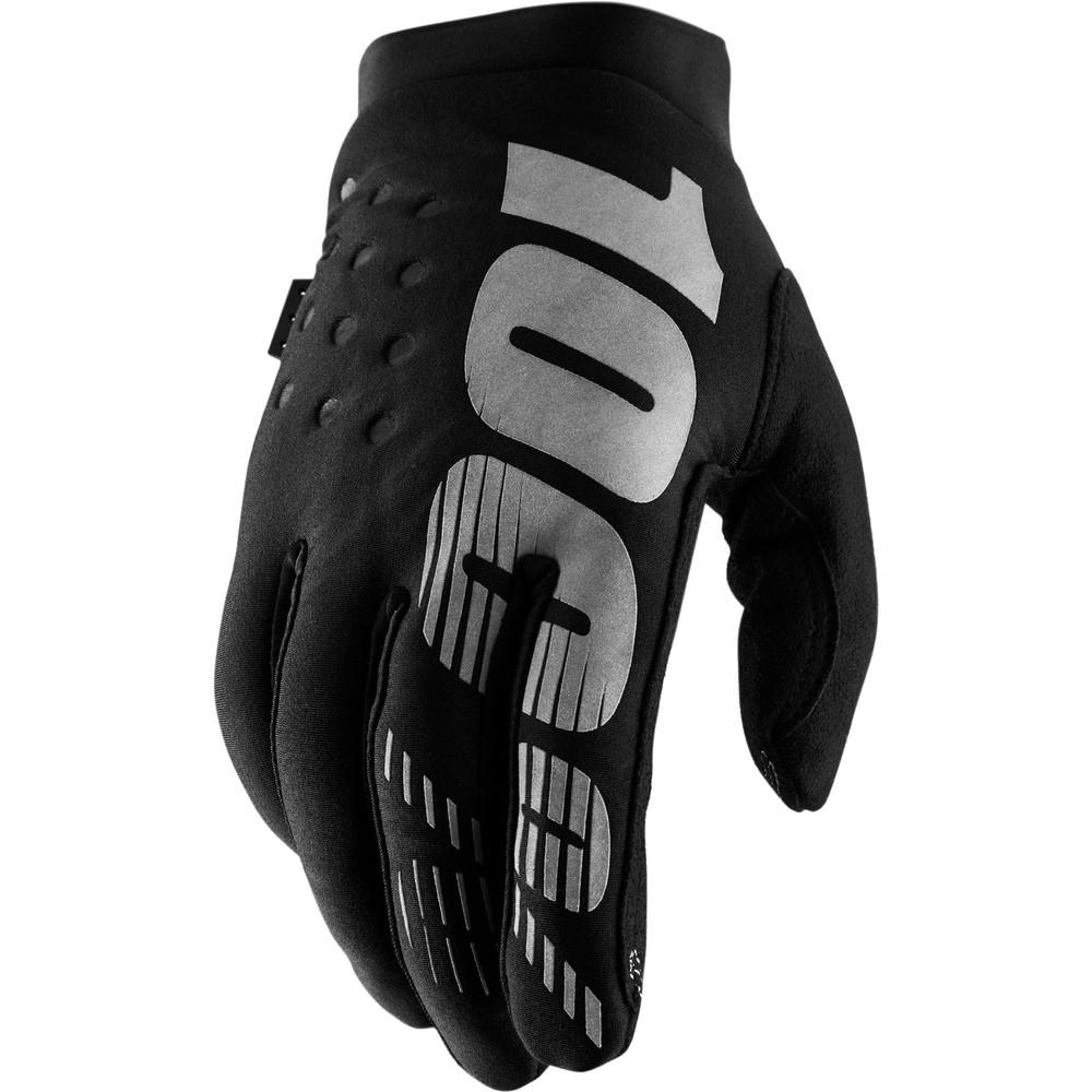 100% BRISKER Womens Gloves