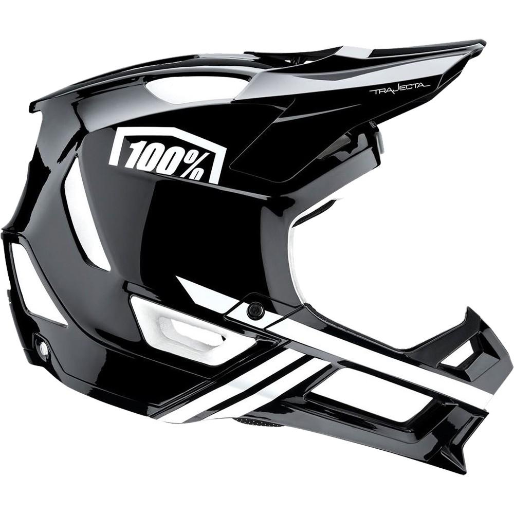 100% TRAJECTA MTB Helmet With Fidlock