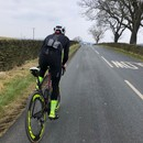 Spatz Soks Fluo Cycling Socks