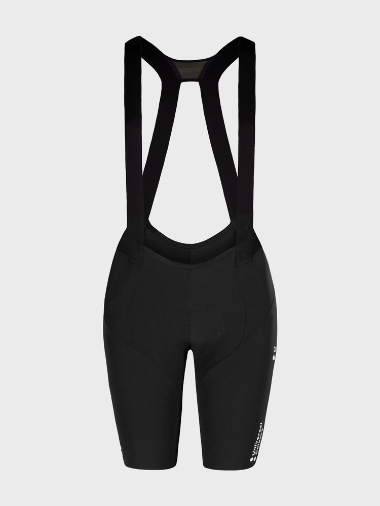 Chroma Women's Bib Short Black