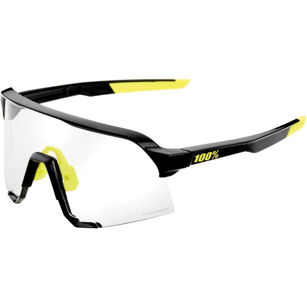 100% S3 Sunglasses With Photochromic Lens