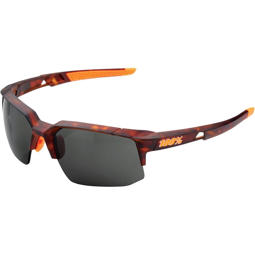 100% Speedcoupe Sunglasses With Smoke Lens