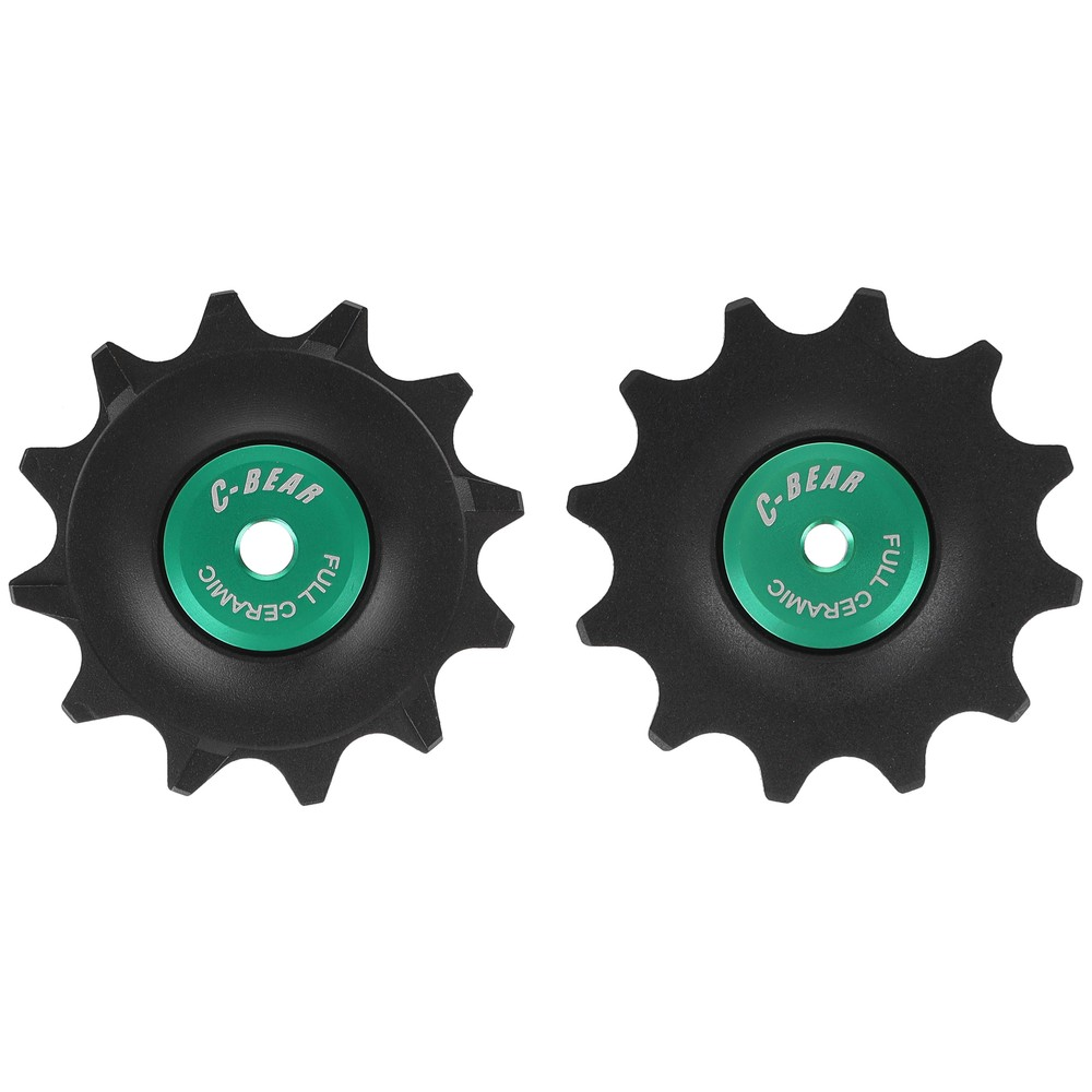 C-Bear SRAM ETap AXS 12 Speed Full Ceramic Pulley Wheels