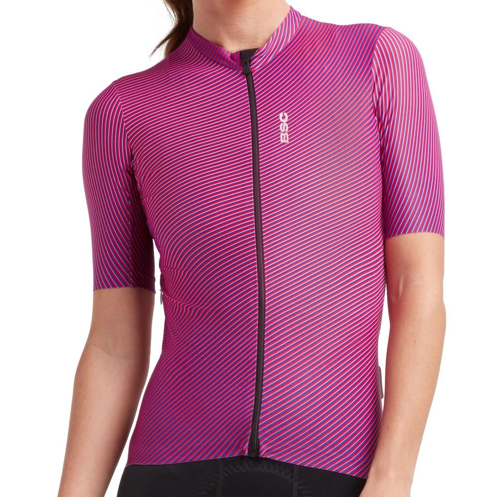 Black Sheep Cycling WMN LuxLite Womens Short Sleeve Jersey