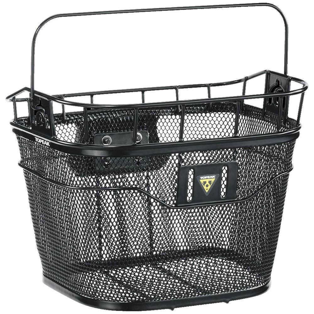 Topeak E-Bike QuickClick Front Basket