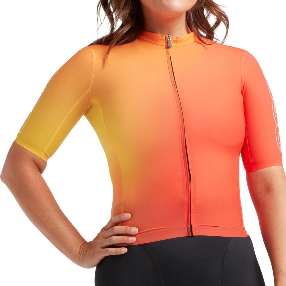 Black Sheep Cycling WMN Climbers Ombre Womens Short Sleeve Jersey