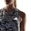 Adidas Fast AOP Graphic Womens Running Tank