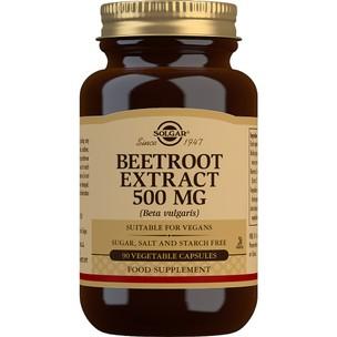 Solgar Beetroot Extract 500mg - 90 Tablets