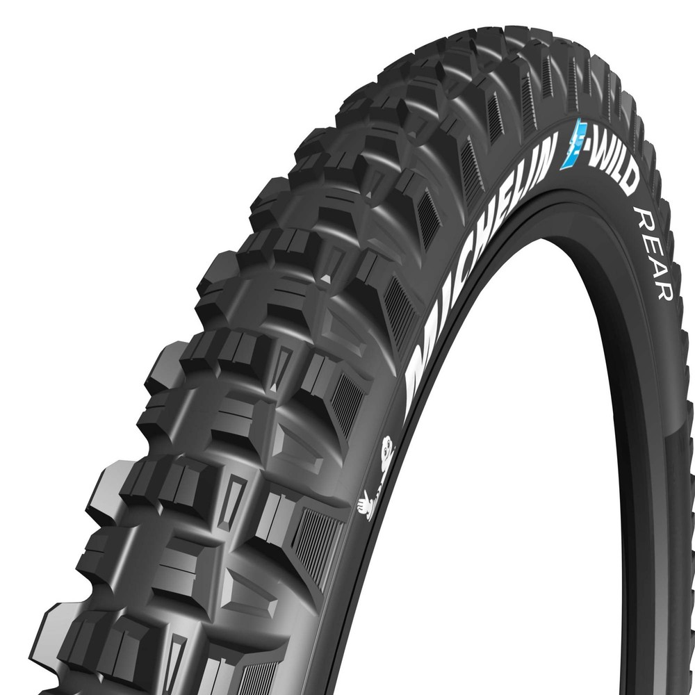 Michelin E-Wild Gum-X TS TLR MTB Rear Tyre