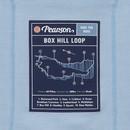 Pearson 1860 Box Hill Loop Short Sleeve Merino Jersey