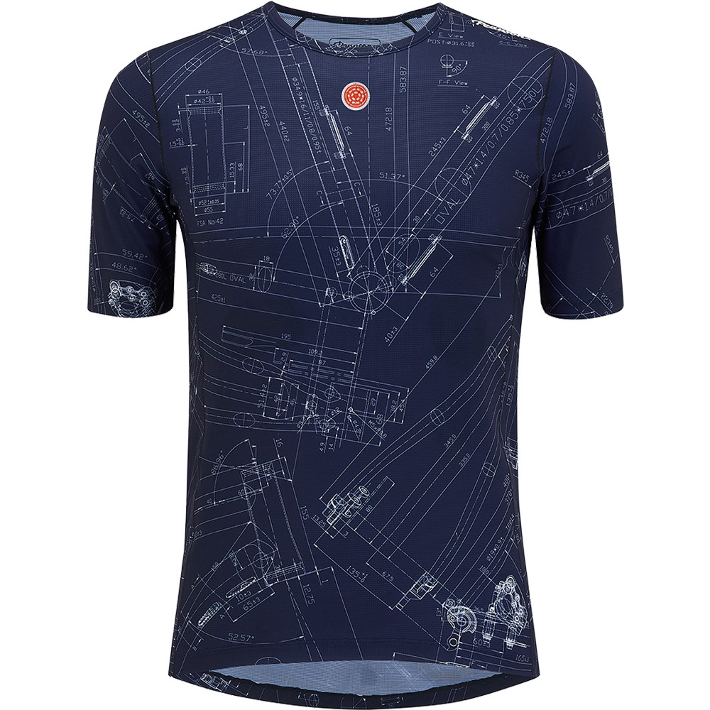 Pearson 1860 Touch Base Short Sleeve Base Layer