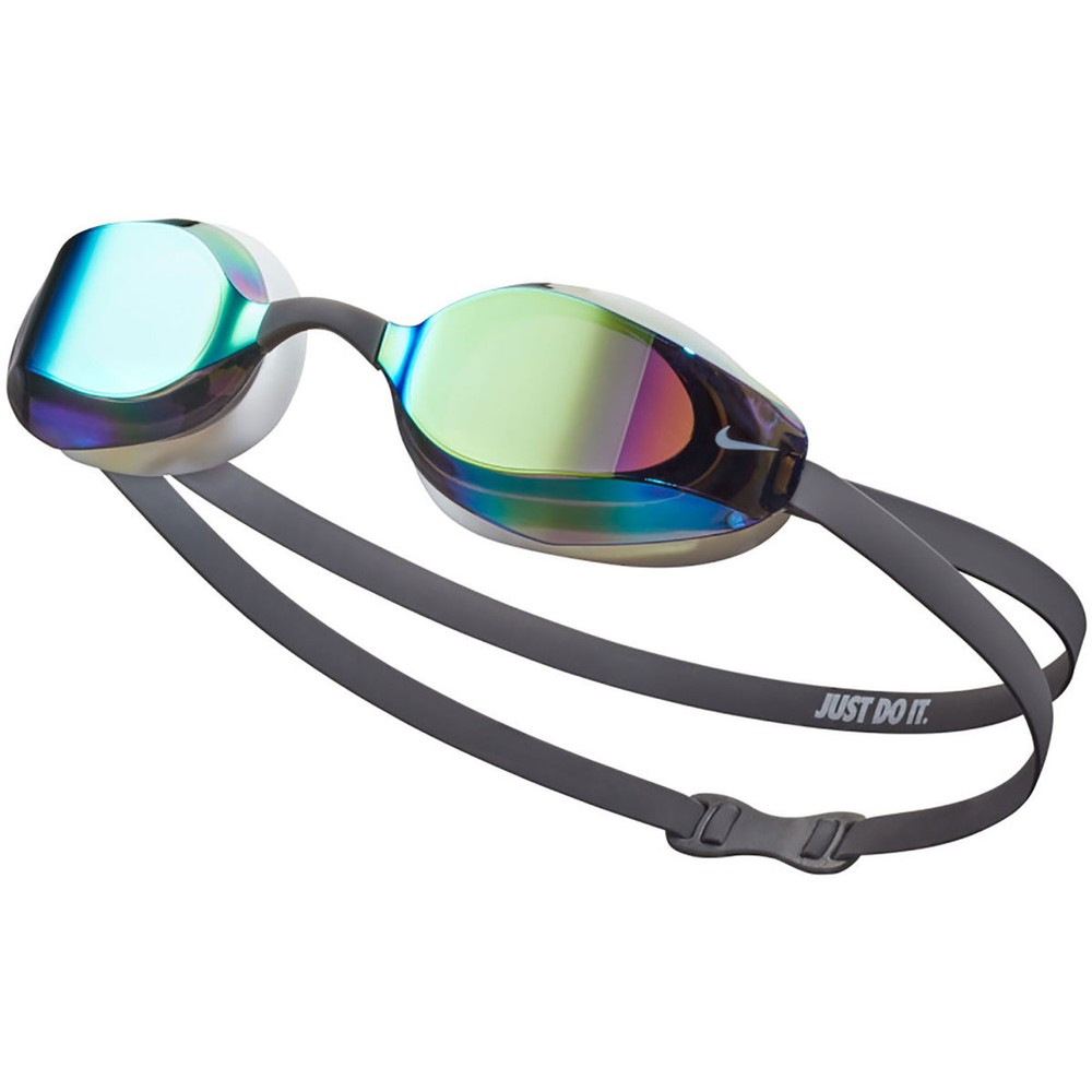 Nike Vapor Goggles With Iron Grey Mirror Lens