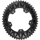AbsoluteBLACK Oval Shimano 110BCD 5 Hole Sub Compact Outer Chainring