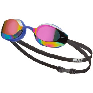 Nike Vapor Goggles With Pure Purple Mirror Lens