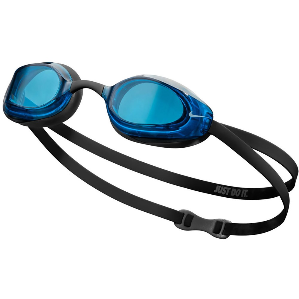 Nike Vapor Goggles With Blue Lens