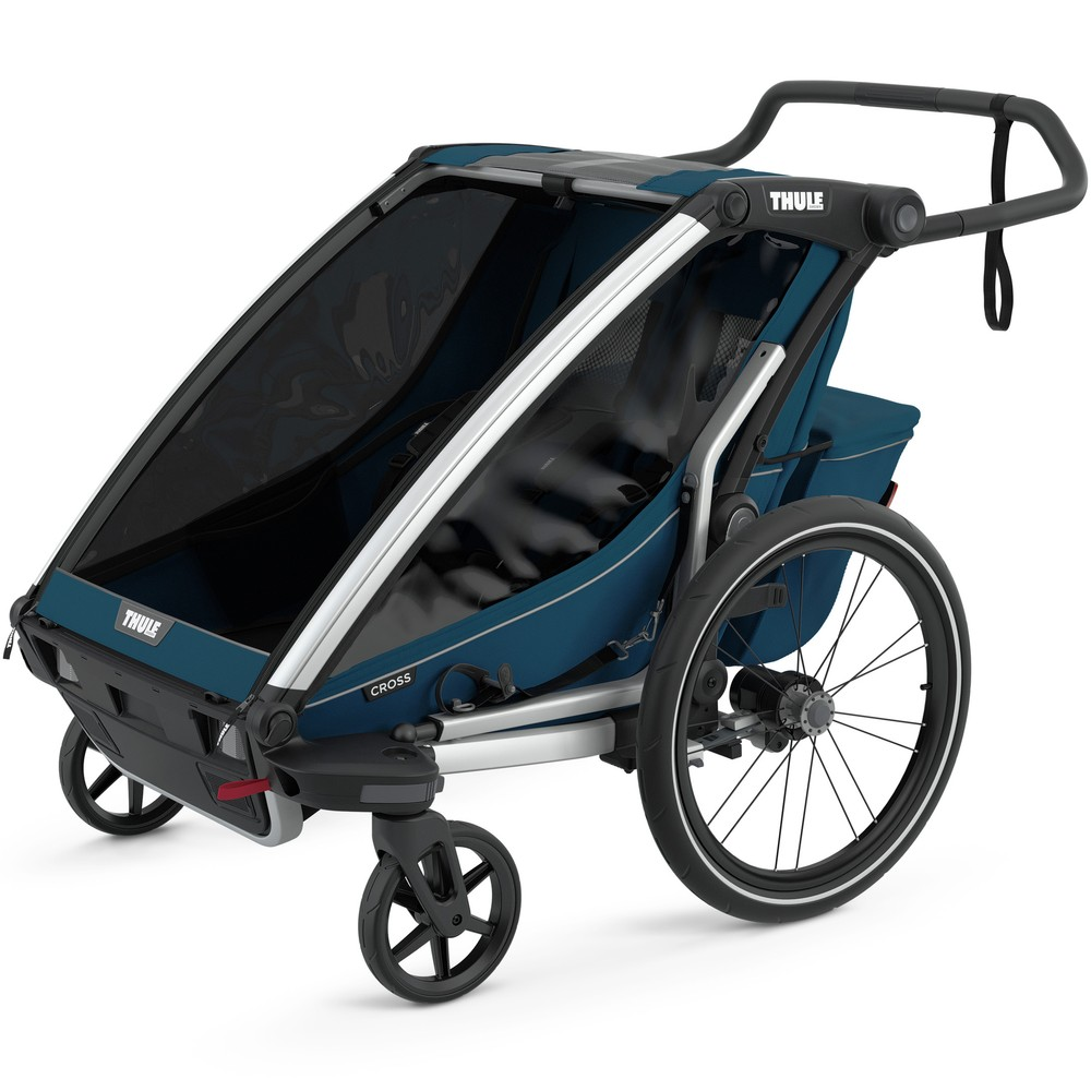 Thule Chariot Cross 2 Child Carrier (Double)