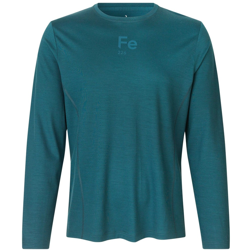 Fe226 Virgin Merino Wool Long Sleeve Top