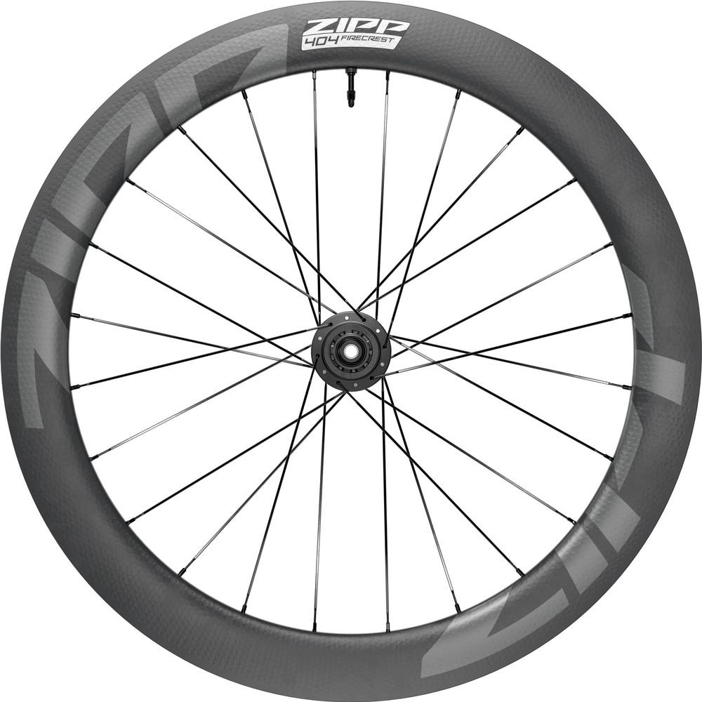 Zipp 404 Firecrest Carbon Tubeless CL Disc Brake Rear Wheel