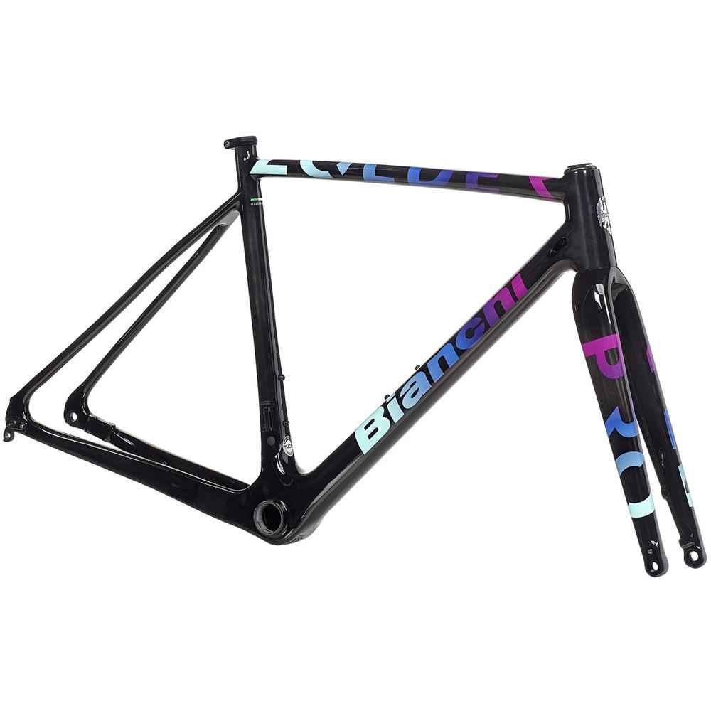 Bianchi Zolder Pro Disc Cyclocross Frameset 2022