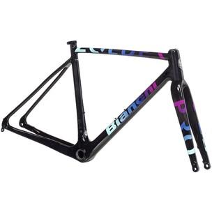 Bianchi Zolder Pro Disc Cyclocross Frameset 2021