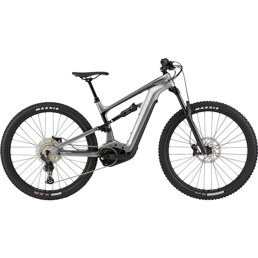 Cannondale Habit Neo 4+ Electric Mountain Bike 2021