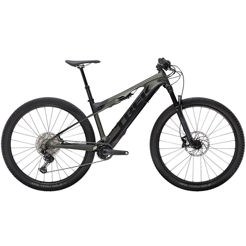 Trek E-Caliber 9.6 Electric Mountain Bike 2021