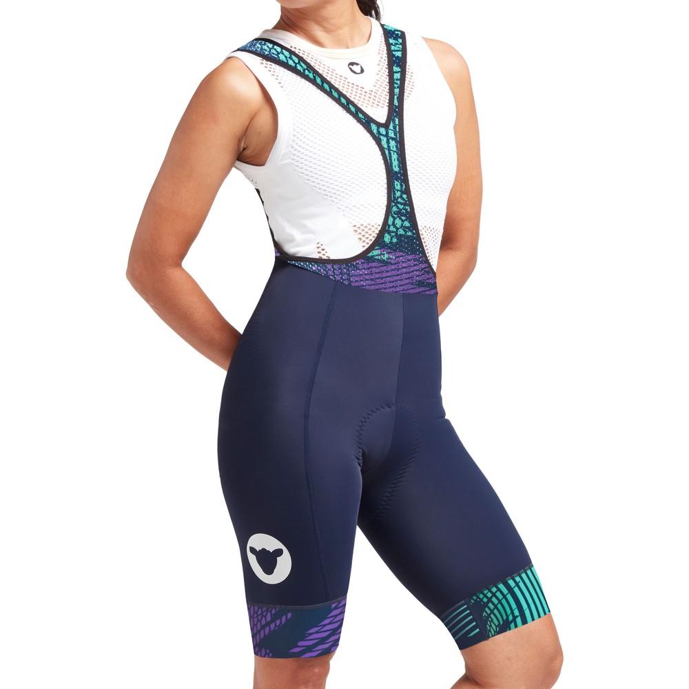 Black Sheep Cycling Essentials Tour Womens Bib Short Exclusive