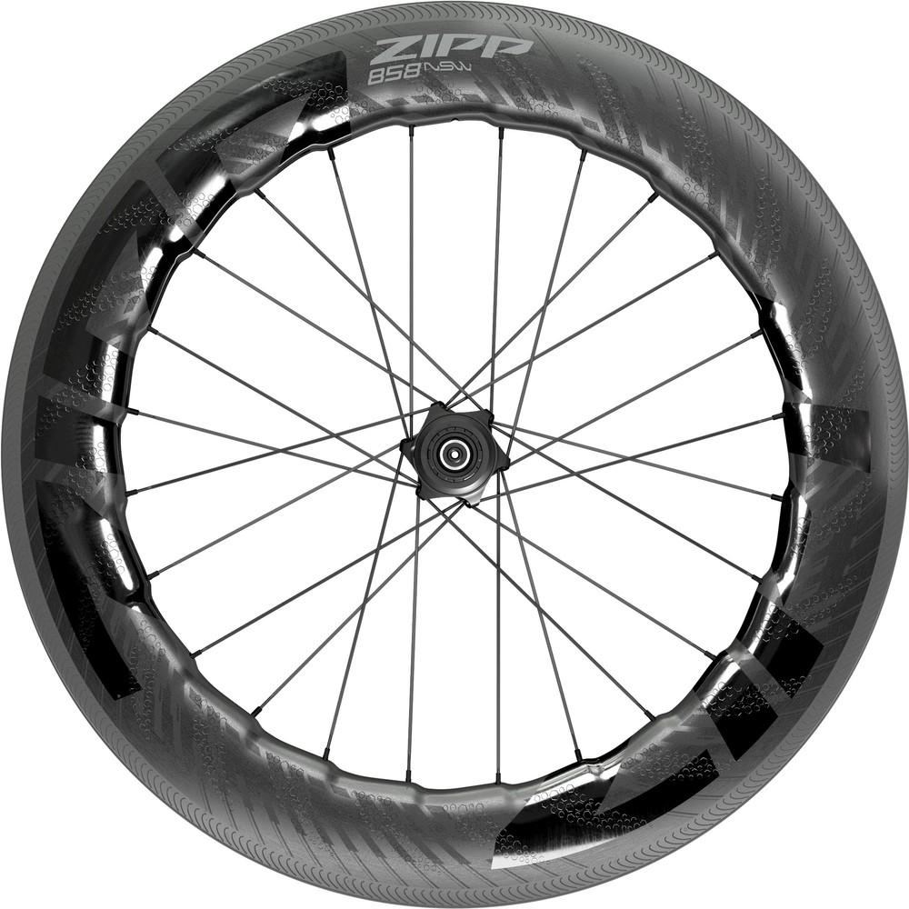 Zipp 858 NSW Carbon Tubeless Rim Brake Rear Wheel