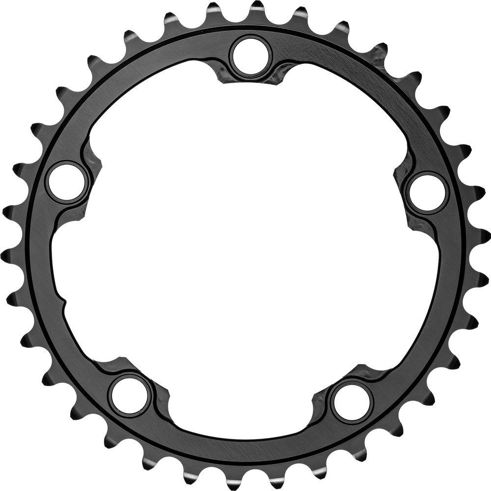 AbsoluteBLACK Round 110BCD 5 Hole Inner Chainring