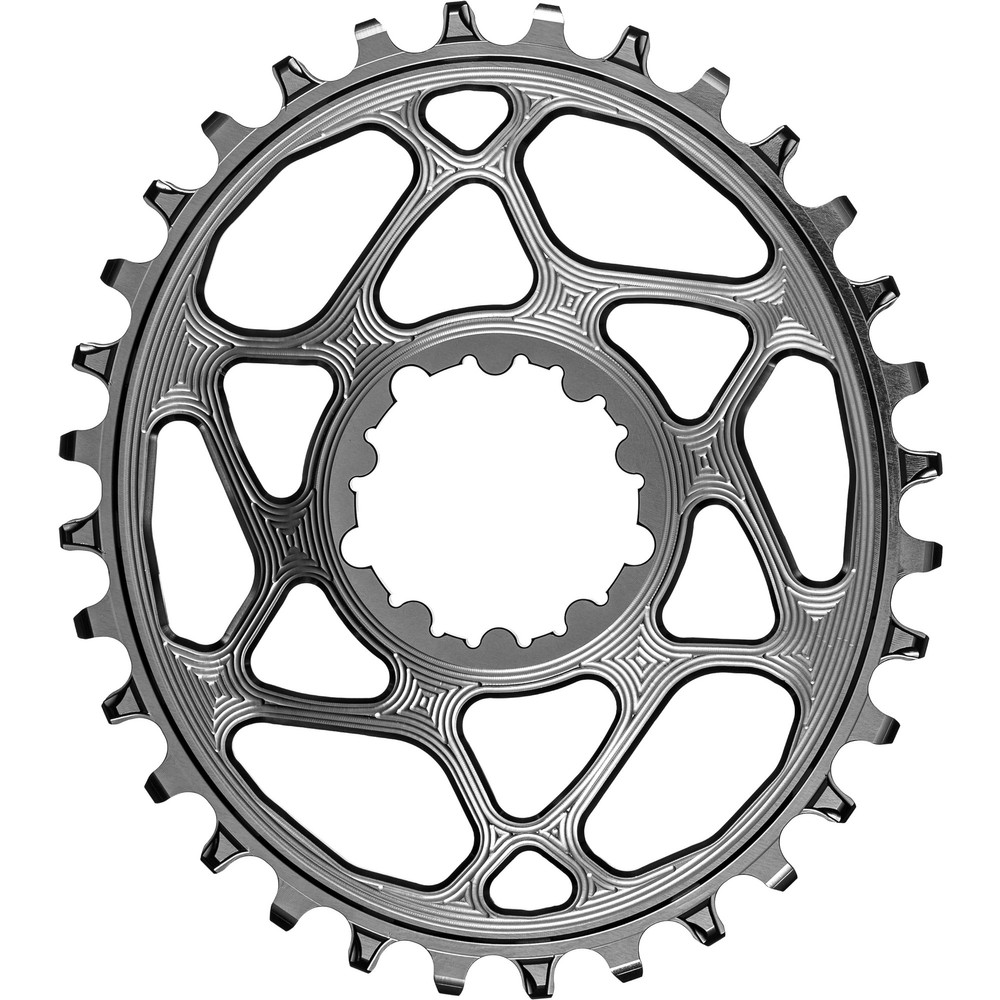 AbsoluteBLACK Oval SRAM Direct Mount 3mm Offset 1x Chainring