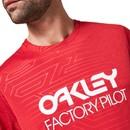 Oakley Pipeline Short Sleeve Trail Tee