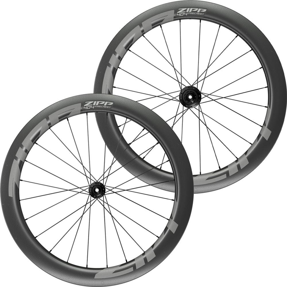 Zipp 404 Firecrest Carbon Tubeless CL Disc Wheelset