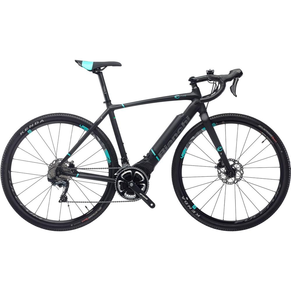 Bianchi Impulso E-Allroad GRX 600 EP3 Disc Electric Gravel Bike 2021