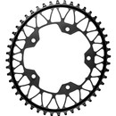 AbsoluteBLACK Oval 110BCD 5 Hole 46T 1x Chainring