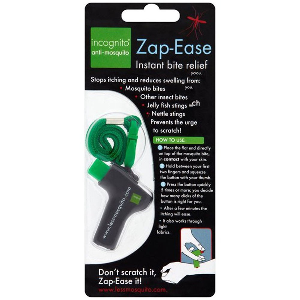Incognito Zap Ease Device