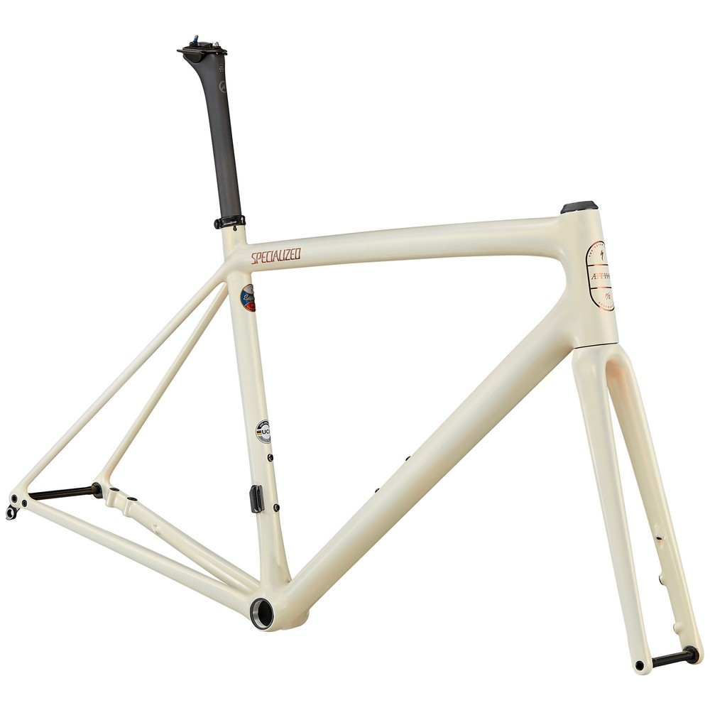 Specialized Sagan Disruption Collection Aethos Disc Road Frameset 2021