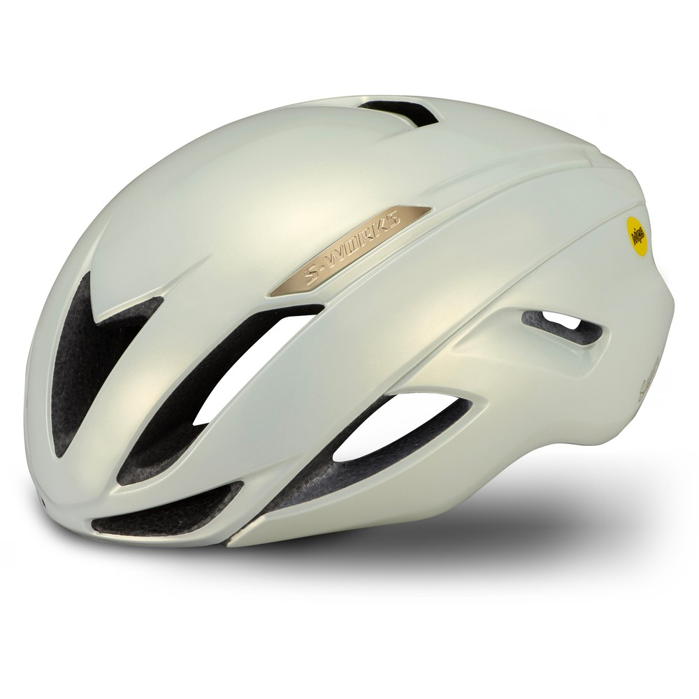 Specialized Sagan Disruption Collection S-Works Evade II MIPS Helmet With ANGi