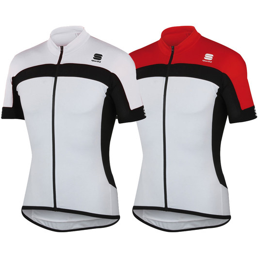 Sportful Pista Long Zip Jersey SS13  08ad3ec62