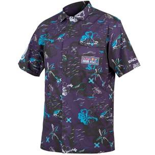 Endura Kriss Kyle Redbull Collab Hawaiian Riding Shirt
