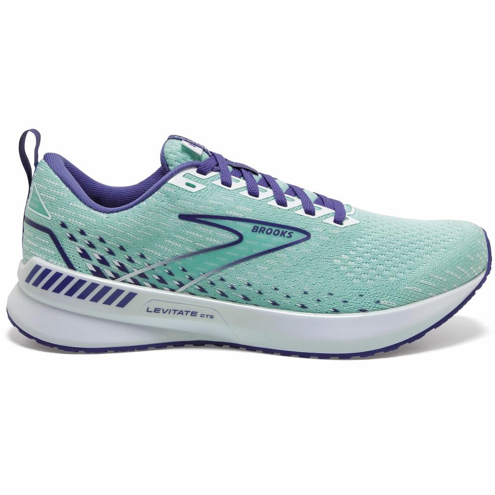 Brooks Levitate GTS 5 Womens Running Shoes